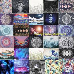Hippie Psychedelic Tapestry Decoration Wall Hanging Blanket