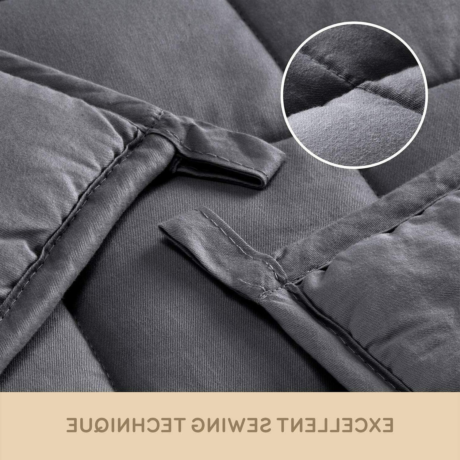 Weighted Blankets Weighted 20 Blanket Adults